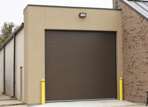 Thermospan 150 Sectional Overhead Door Insulated